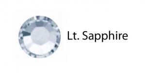 Triigitav MC kristall SS6 helesinine LightSapphire
