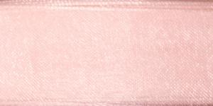 Organzapael laiusega 15 mm, Art. 3358, Värv nr. 670 Kreemjasroosa