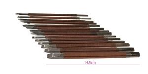 Minimeislid 14,5 cm, 14 tk, KL1703