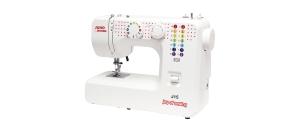 Sewing Machine Janome JUNO J15, quality tested by KL24
