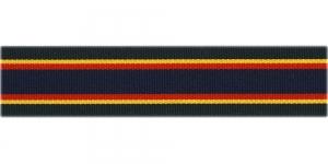 Värviliste triipudega pael , 25mm, Art.10000/54/25-PG
