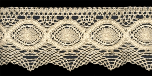 Cotton Crochet Lace 1103-L1, 10,5 cm