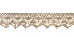 Cotton Crochet Lace 3201-J2, 3 cm