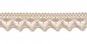 Cotton Crochet Lace 3201-Q2, 3 cm