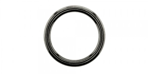 Connector parts, metal ring ø25 mm, SHR61