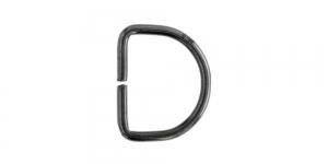 D-ring, half ring 23х18 mm, SHD142