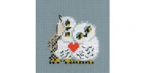 Cross-Stitch Kit: Love, Riolis 1666