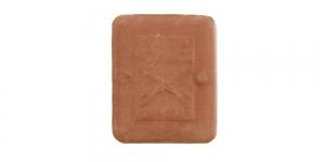 Itaalia kvaliteet-rätsepakriit Narca Forbice Original, 55mm x 45mm, punane