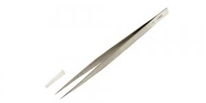Tundlikud pikad kullassepapintsetid sirge otsaga, 20cm, KL0939, TC1B