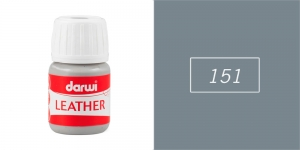 Nahavärvid Darwi Leather, 30ml, Grey 151