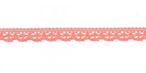 Puuvillane pits 3247-83 laiusega 1,5 cm, värv virsikuroosa