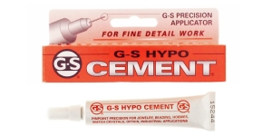 Liim G-S Hypo Cement, 9ml, oranž