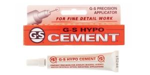 Liim G-S Hypo Cement, 9ml, oranž
