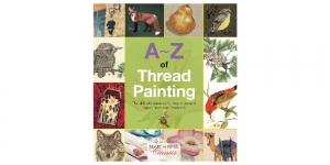 Raamat `A-Z of Thread Painting`