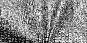 3520/02 Must, hõbeläikega kunstnahk, 140cm