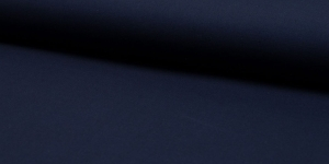 Puuvillane kangas, 145cm, tumesinine