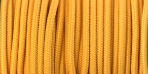 Kumminöör läbimõõduga 3 mm / Värv nr. 136, tumedam kollane