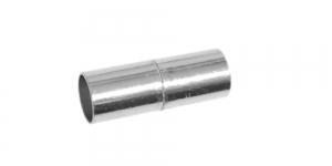 Metallist, torujas magnetkinnis, hõbedane, EE97
