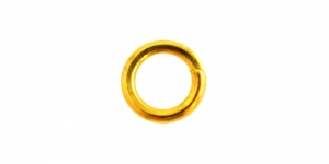 Kuldne rõngas, 4 x 0,7 mm, EF10