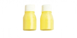 Kriidirolleri täitepulber kollane, Chaco Liner Refill 2ps/set LS-301/Y