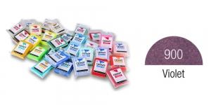 Särava efektiga voolimismass, polümeersavi, Cernit Shiny, 56g, Violet 900