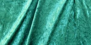 Pehme sametkangas, roheline, 4400-14