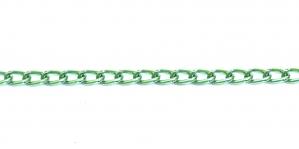 Roheline Alumiiniumkett 8,5 x 5 x 1,3 mm, MA41