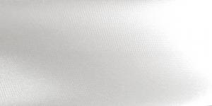 Valge atlas diagonaalkant / 18mm, `Raso` / Värv 2