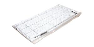 Kudumismasina perfokaardid mustritega 15tk/kmpl P seeria