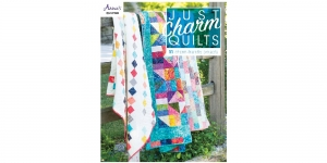 Raamat `Just Charm Quilts`