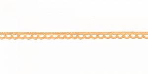 Puuvillane pits 3174-42 laiusega 0,8 cm, värv virsikuroosa