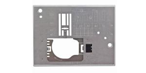 Pisteplaat koos kõigi osadega Janome õmblusmasinale Janome MC7700QCP, #858603002