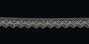 Metallikniidist pits Art.3207-29 laiusega 2cm / värv hõbe