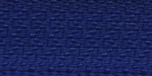 Alt avatav spiraallukk, Opti, 6mm, 40cm, värv: värv: 7340 Keskmine sinine