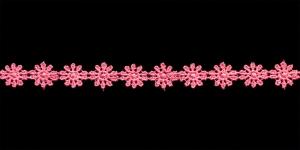 Lillepael laiusega 1,3cm / Värv Heleroosa B4