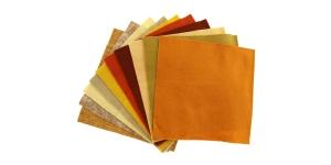 Vilt, Nepaali lambavillast tükid 15 cm x 15 cm, 10 tk / komplekt, Habico HF014_FR6