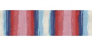 Diva Batik Design Yarn, Alize, Colour 5950