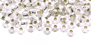 Czech Rocaille (Seed), Beads, 3/0 (5.3-5,8mm), Preciosa, Color: HL26