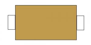 Niit tugevamaks õmblemiseks, 1000 m, Coats SUN, teksa-rohekaskollane 1537