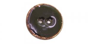 SC81 25mm Mustjaspruun naturaalne kookosnööp