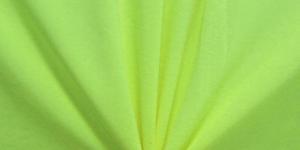 Ühevärviline lükra (lycra), 150cm, kollakas-rohekas neoonikas, 1