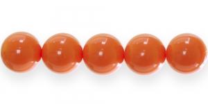 BT2 14mm Oranž ümar plasthelmes