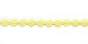 Lillepael laiusega 1,3cm / Värv Hele sidrunikollane 38