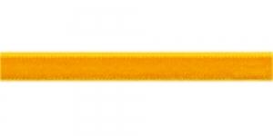 Sametpael laiusega 10mm Art.3276R / Värv Nr.350 Tumekollane