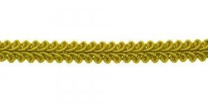 Puuvillane kaunistuspael BT-9 / Värv nr. B-18, Hele oliiviroheline