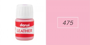 Nahavärvid Darwi Leather, 30ml, PINK 475