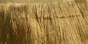 Õrnad narmad pikkusega 25cm Art.4500-10`/55720, värv kuldne beež