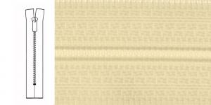 Неразъёмные спиральные молнии 4мм, 40см , 1103