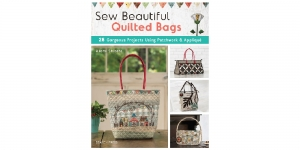 Raamat `Sew Beautiful Quilted Bags`