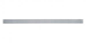 Ruostumattomasta teräksesta sukkapuikot, Pony 35503, 20 cm, Nr. 1,5
